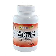 Chlorella Tabletten, Bio